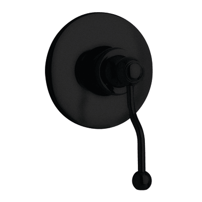 Rubinetto per doccia Lingga nero opaco