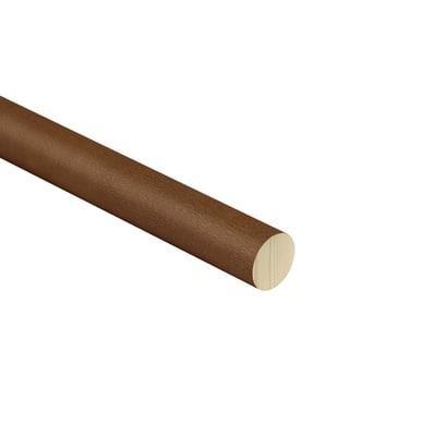 corrimano in legno l 200 x cm noce prezzi e offerte