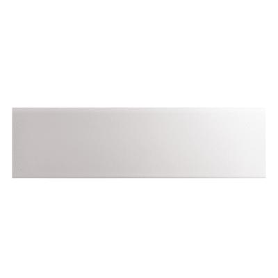 Battiscopa H 5.8 cm x L 2.2 m bianco