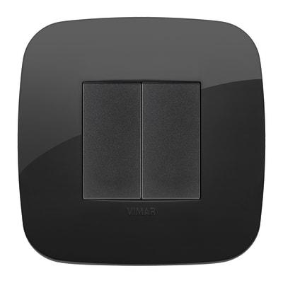 Comando smart Enocean VIMAR senza batteria Arké Round grigio