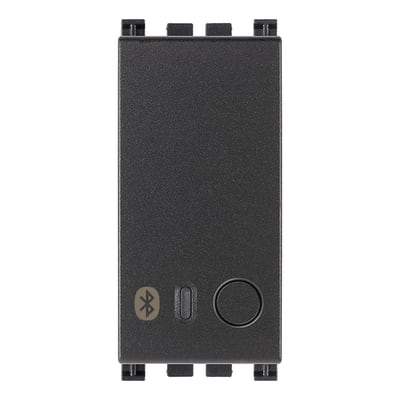 Modulo per comando smart Bluetooth VIMAR Zigbee16A+sensore grigio