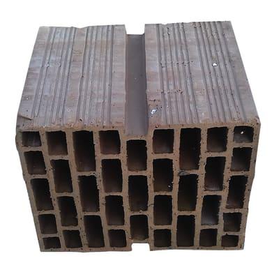 Mattoni Forati Per Recinzioni Giardino.Mattone Forato 25 X 25 X 20 Cm Prezzi E Offerte Online Leroy Merlin