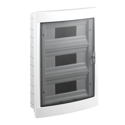 Centralino a incasso 36 moduli IP40 OLAN bianco