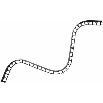 Connettori montaggio fisso Geobordo 4 pezzi