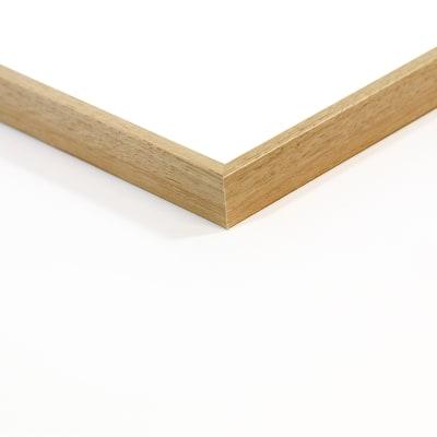 Cornice Accent rovere per foto da 50x70 cm