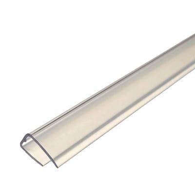 Profilo di giunzione ONDULINE U 2 cm x 210 cm x 2.1 m x 8 mm x 10 mm x Ø 210 cm