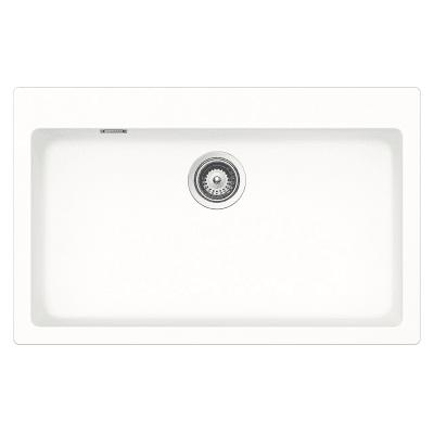 Lavello da incasso Primux N100XL 79 x 50 cm 1 vasca