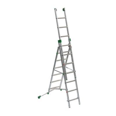Scala a sfilo FACAL Prima in alluminio per lavori fino a 6 m