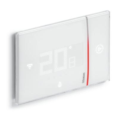 Termostato intelligente e connesso BTICINO Cronotermostato WiFi bianco
