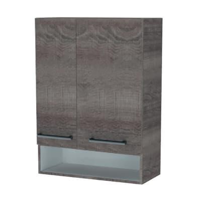 Mobile lavanderia Lavatoio tartufo rivestito L 60 x P 35 x H 65 cm