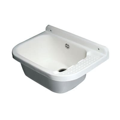 Lavatoio per bucato Basin new 50 x 25 x 35 cm