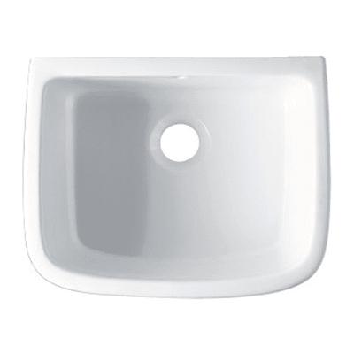 Lavatoio Ceramica Leroy Merlin.Lavatoio Per Bucato Basin Ceramic 48 X 25 X 40 Cm Prezzi E