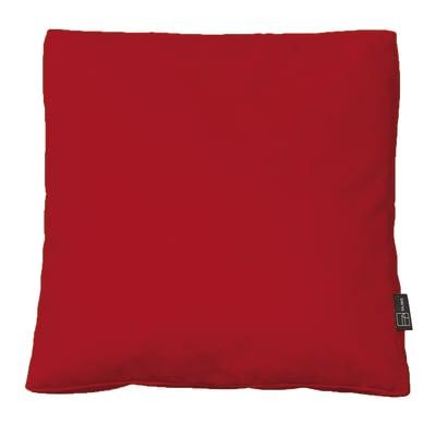 Cuscino da pavimento ALESSIA rosso 44x