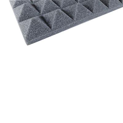 Pannello fonoassorbente piramidale 1 x 1 m sp 50 mm for Leroy merlin pannello fonoassorbente