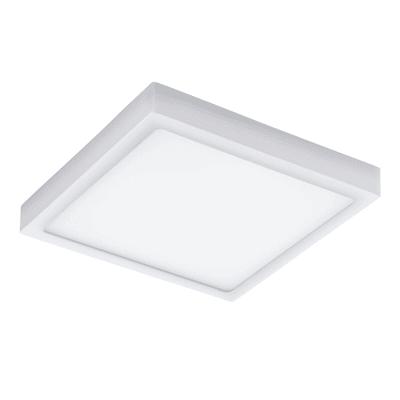 Plafoniera Argolis LED integrato in fusione di alluminio, bianco, 22W 2600LM IP44 EGLO