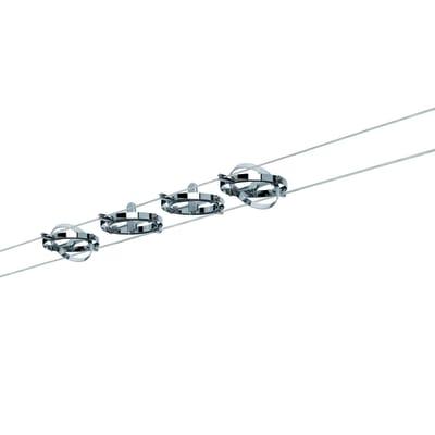 Kit cavo Cardan cromo GU5.3 10 W