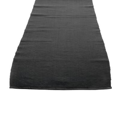 Runner da tavolo Greta antracite 45x130 cm