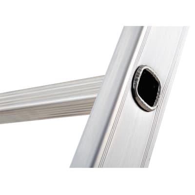 Scala a sfilo GIERRE in alluminio per lavori fino a 6.2 m