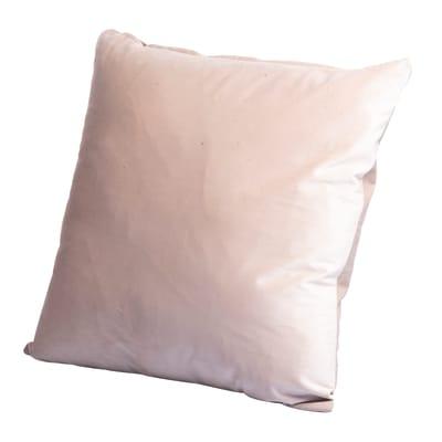 Cuscino Suede beige 50x50 cm