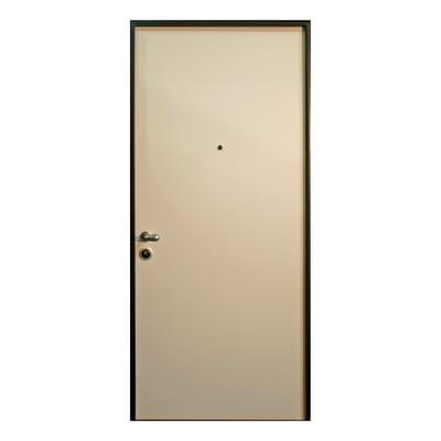 Porta blindata Confort bianco L 80 x H 210 cm destra