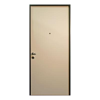 Porta blindata Confort bianco L 90 x H 210 cm destra