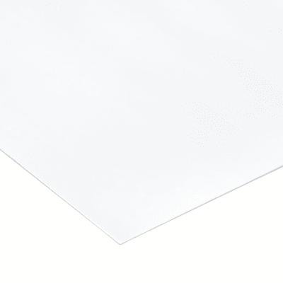 Lastra polipropilene trasparente 50 cm x 100 cm, Sp 1 mm