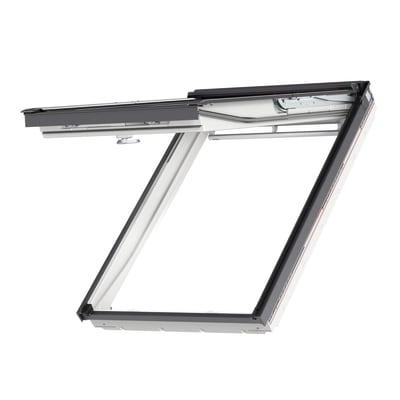 Finestra da tetto (faccia inclinata) VELUX GPU PK10 0086 manuale L 94 x H 160 cm bianco