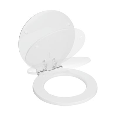 Copriwater ovale Universale You&me termoindurente bianco