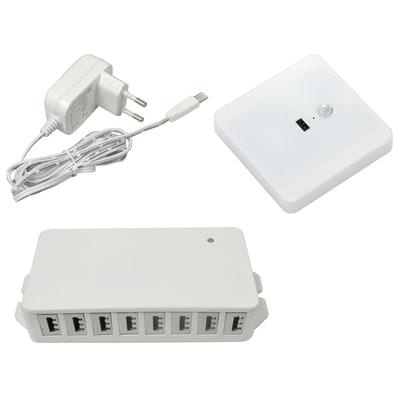 Accessorio di connessione bianco,