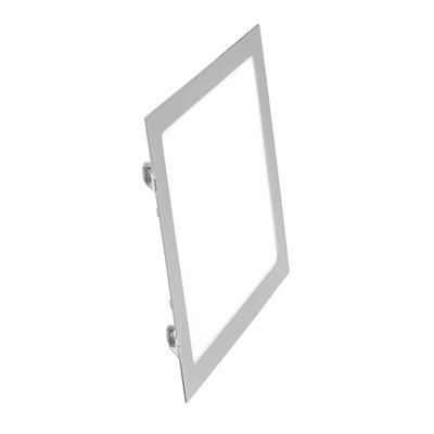 Faretto Fisso Da Incasso Quadrato Winter In Alluminio