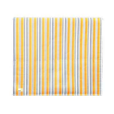 Tenda da sole a caduta con rullo 150 x 250 cm giallo