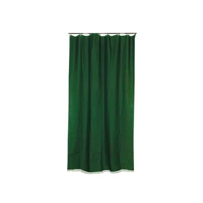 Tenda da sole ad anelli 150 x 300 cm verde