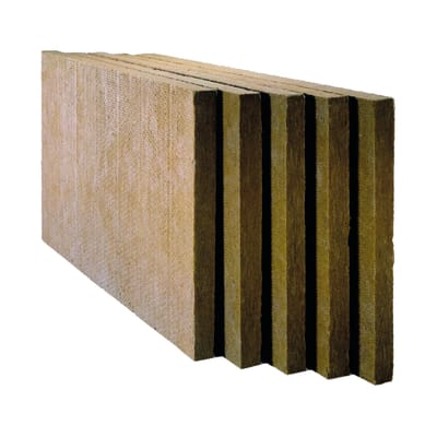 Pannello ISOVER UNI 1.2 x 1.2 m, Sp 80 mm