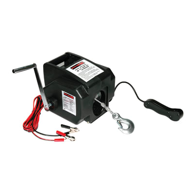 Paranco elettrico Monotiro PH905 portata max 2268 kg cavo da 9 m