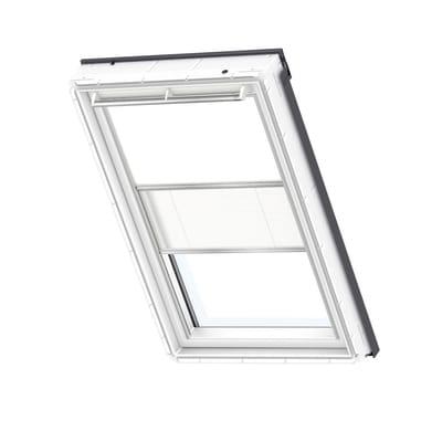 Tenda oscurante VELUX DFD CK04 1025S L 55 x H 98 cm bianco