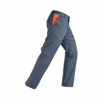 Pantalone da lavoro KAPRIOL Evo grigio arancione tg XXL