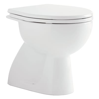 Vaso wc a pavimento colibrì 2