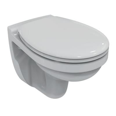 Vaso Ceramica Dolomite Miky.Vaso Wc Sospeso Ideal Standard Miky New Prezzi E Offerte