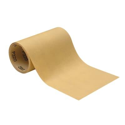 Rotolo di carta abrasiva 3M Sandblaster™ per legno / vernice grana 320