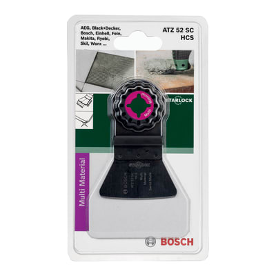 Raschietto BOSCH ATZ52SC 52 mm