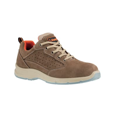 Scarpa antinfortunistica bassa KAPRIOL Typhoon S1, n° 43 marrone