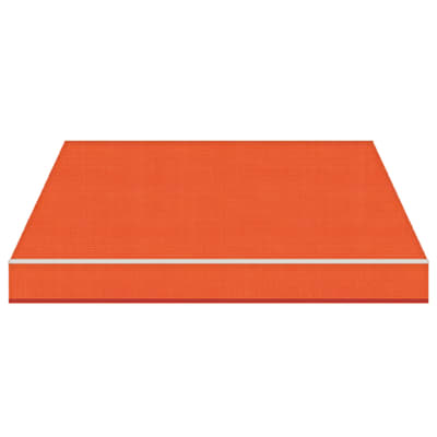 Tenda da sole a bracci estensibili manuale TEMPOTEST PARA' L 2.4 x H 2 m Cod. 407/5 arancione