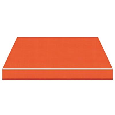 Tenda da sole a bracci estensibili manuale TEMPOTEST PARA' L 240 x H 210 cm arancione Cod. 407/5
