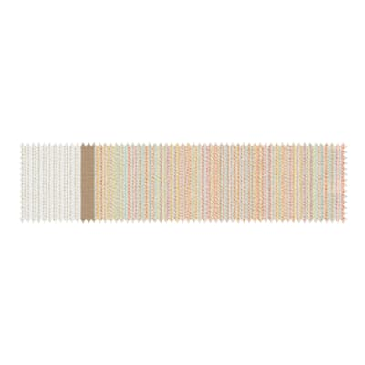 Tenda da sole a bracci estensibili manuale TEMPOTEST PARA' L 240 x H 210 cm beige, arancione, marrone Cod. 5144/14