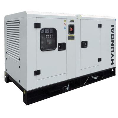 Generatore di corrente HYUNDAI 65506 SIL 9000 W