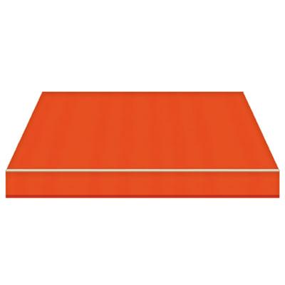 Tenda da sole a bracci estensibili manuale TEMPOTEST PARA' L 3.5 x H 2 m Cod. 72 arancione