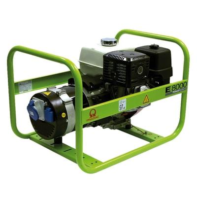 Generatore di corrente PRAMAC E8000 7000 W