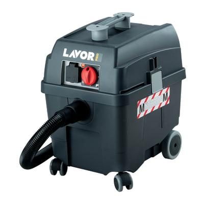 Aspiratore solidi e liquidi LAVOR Pro worker aspirazione 24 kPa 27 L 1400 W