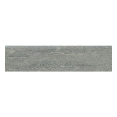 Battiscopa Sherwood H 8 x L 33.3 cm grigio