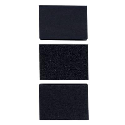 Spugna abrasiva per legno / cartongesso / vernice DEXTER 70 x 100 x 25 mm